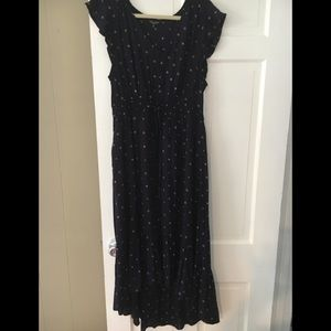 Lucky Brand high-low dress NWT